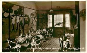 Rhodesia Tea Rooms 1950s?